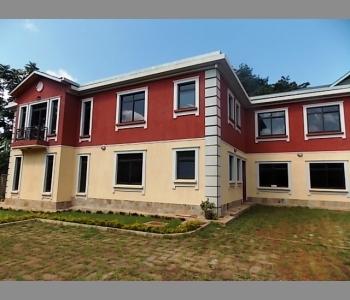 5 Bedroom Spanish Villa - All Ensuite- Kabaserian Lavington